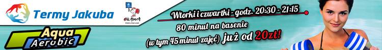 Termy Jakuba w Oławie - AQUA AEROBIC