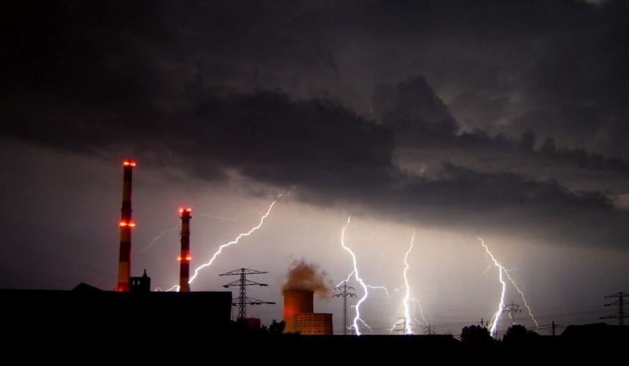 Ostrzenie Meteo Burze Z Gradem Radar Wyladowan Atmosferycznych